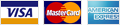 Credit cards logo